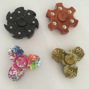 Fidget Spinner Plastic Hand Toy Fingertip Spinner pictures & photos