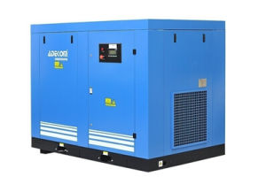 Oil Injected Two Stage Energy Saving Electric Air Compressor (KF250-13II) pictures & photos