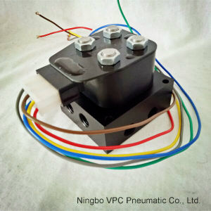 """Air Compressors Airmaxxx 480c Chrome 3/8""""NPT Valves Air Bag Management Blk 7 Switch Block Valve pictures & photos"""