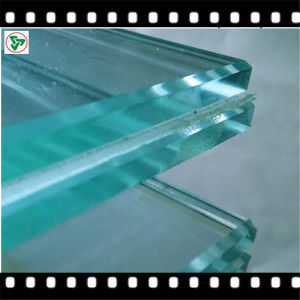Clear/Clolored Tempered Laminated Glass for Building pictures & photos