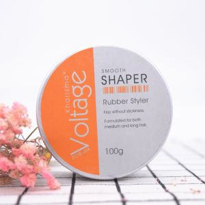 Voltage Smooth Shaper Hair Rubber Style pictures & photos