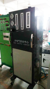 Industrial Gas Safety Control Unit Machine System for Thermal Spraying Coating Process