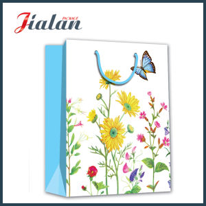 Hot Sell Advertising OEM Design Custom Cheap Paper Shopping Bag pictures & photos