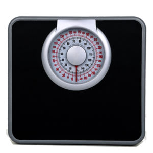 150kg Anti-Slip Mechanical Scale for Hotel Bathroom pictures & photos