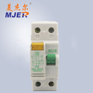 63A 1p+N Leakage Residual Current Circuit Breaker House Hold RCCB pictures & photos