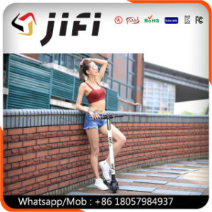 Powerful Electric Kick Scooter Kick Scooter with LED Light pictures & photos