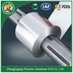 Bottom Price Promotional High Quality Aluminum Foil Jumbo Rolls pictures & photos
