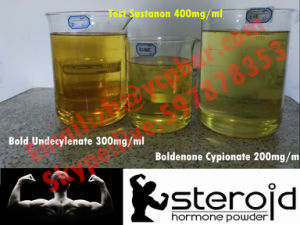 Muscle Enhancing Raw Powder Steroid Boldenone Cypionate CAS 106505-90-2 pictures & photos