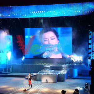 Vg Indoor Full Color Stage Performance Rental LED Display P3.91 pictures & photos