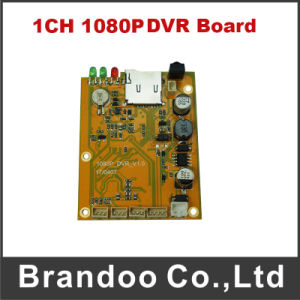 1080P Smallest Vehicle DVR 1CH SD Card Motherboard pictures & photos