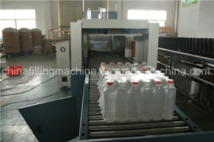 High Quality Film Shrink Wrapping Machine for Bottles pictures & photos