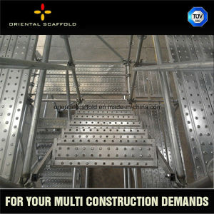 Tube Scaffold Frame Metal Deck Walk Board Plank pictures & photos