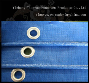 Factory Price Plastic PVC Tarpaulin Fabric pictures & photos