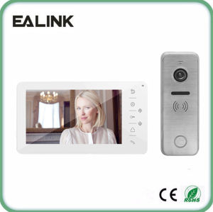 The Smallest 7′′ Video Door Phone (M2207A+D23ACM)