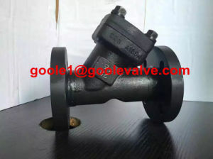 800lb/1500lb High Pressure Sw/NPT Forged Steel Y Strainer (GAYG61H) pictures & photos