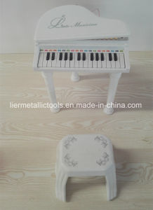 The Toy Piano, Toy Piano with Microphone, Electric Piano Toy pictures & photos