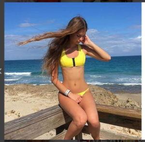 2017 Sexy Girl Bikini Swimwear pictures & photos