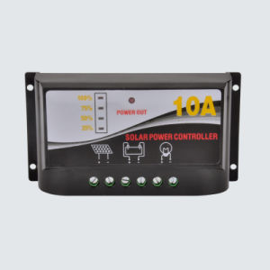 12V/24V 10A/20A/30A Automatic PWM Solar Charge Controller pictures & photos