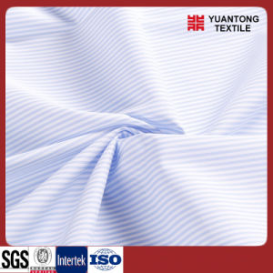 Popular Polyester/Cotton Woven Shirt Fabrics pictures & photos
