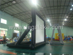 Outdoor Large Inflatable Movie Screen for Advertising