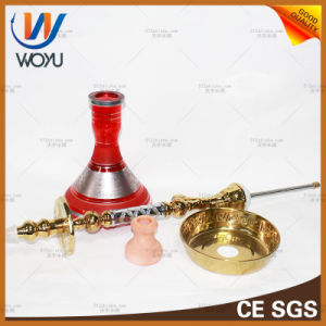 Single Pipe Hookah Glass Hand Pipe Shisha Accessories pictures & photos