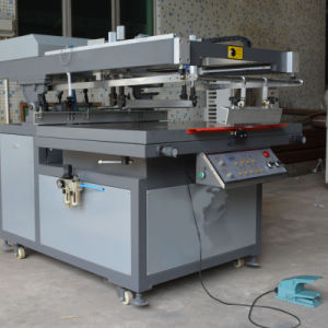 Tmp-6090 High Quality Ce Oblique Arm Type Flat Screen Printer pictures & photos
