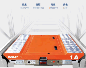 China Manufacturer Pallet Shuttle for Cold Storage pictures & photos