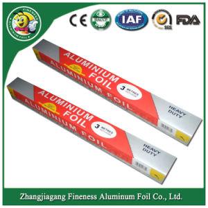 Household Aluminium Foil Roll 039 pictures & photos