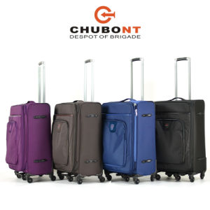 Chubont High Qualilty 5 Wheels Supper Light Suitcase pictures & photos