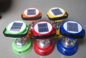 Rechargeable Battery Power Source and Emergency Usage Solar Lantern pictures & photos