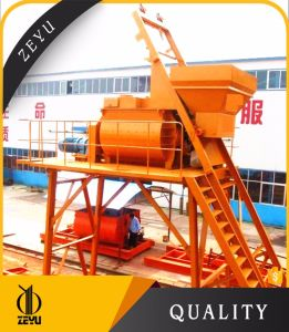 Js750 Zeyu Concrete Mixing Machine with High Quality Made in China pictures & photos