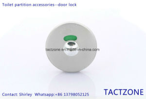 Wholesale Hot Factory Toilet Cubicle Partition Fittings Stainless Steel Lock pictures & photos