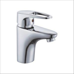 New Model Single Handle Basin Mixer&Faucet Jv70901 pictures & photos