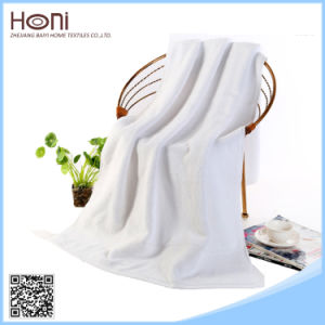 Customized 100% Cotton Compressed Terry Bath Towel pictures & photos