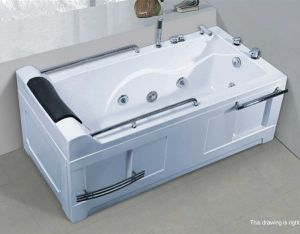 1600mm Jacuzzi with Ce and RoHS (AT-8826) pictures & photos