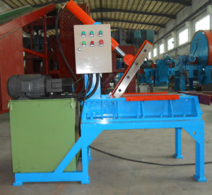 Ce/ISO9001/7 Patents Waste Tyre Recycling Rubber Powder Airflow Classifier Machine/Waste Tire Airflow Classifier pictures & photos
