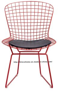 Replica Modern Dining Restaurant Knock Down Wire Chair pictures & photos