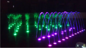 Laminar Water Jumping Jet Fountain Nozzle pictures & photos