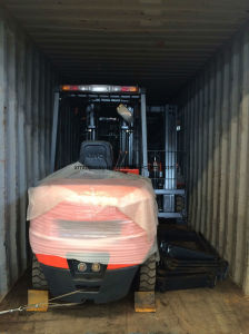 1ton to 3.5ton Electric Forklift Truck with Curtis Electric Controller pictures & photos