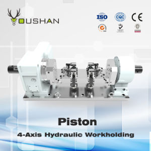 Piston 4-Axis Hydraulic Fixture