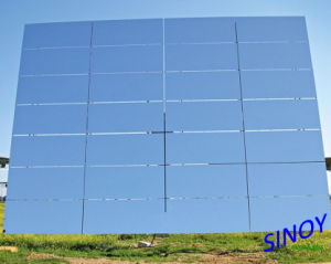 Outdoor Use High Reflectivity Solar Mirror Sheet for Thermal Csp Solar Power Plant Applications pictures & photos