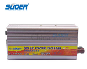 Suoer 110V 1000W Modified Sine Wave Power Inverter (SUA-1000A-110V) pictures & photos