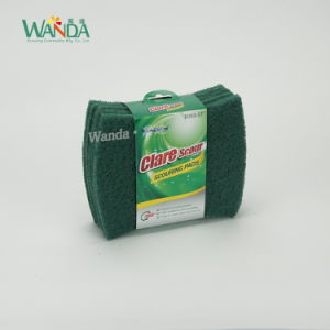 Abrasive Cleansing Pad Scouring Pad for Kitchen Utensil Cleaning Items pictures & photos