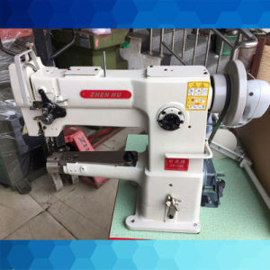 Single Needle Unison Feed Cylinder-Bed Sewing Machine (ZH-244) pictures & photos