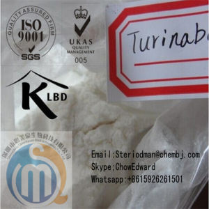 4-Chlorotestosterone Acetate Sex Steroid Hormones Turinabol Anabolic Steroid Powder pictures & photos