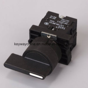 Long Handle Push Button Switch with Keyway Brand pictures & photos