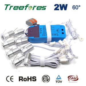 2W Mini COB LED Lighting with Dimmable LED Transformer 5 Years Warranty pictures & photos