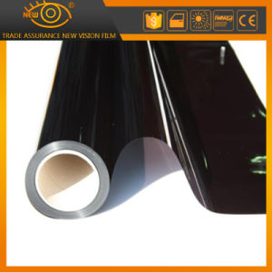 Black Tint Privacy Protection Heat Resistant Tinting Window Film pictures & photos