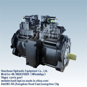 Crawler Track Hydraulic Kobelco Excavator Engine Steel Piston Pump (K3V112) pictures & photos