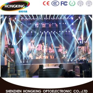 Cool Custom Creative Bomber Shape P5 LED Display DJ Stage Screen pictures & photos